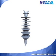 Wenzhou Yika 33KV Pole Types Of Insulators Line Post Polymeric Insulator
