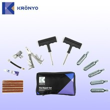 KRONYO tire flats tyre repair tools puncture repair plugs
