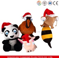 wholesale product bee plush stuffed toys