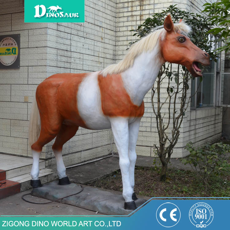 Attractive Mechanical Hot Sell Animatronic Mechanical Horse