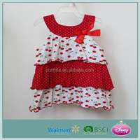 Fashion Baby Girl's Dresses Child Dresses Design Kid Dress