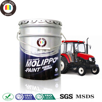 Farm Tractor Alkyd Base Paint