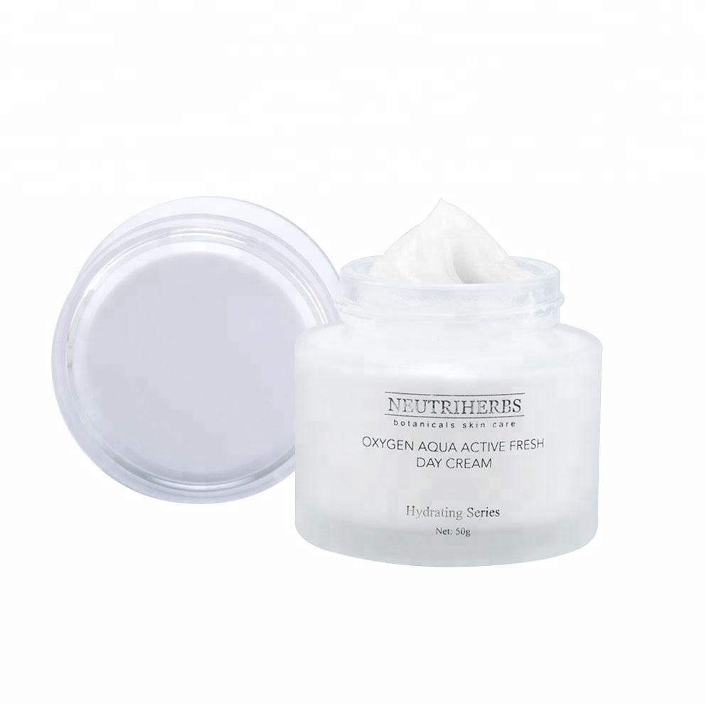 Private Label Oxygen Aqua Moisturizing Anti-wrinkles Day Natural Face <strong>Cream</strong>