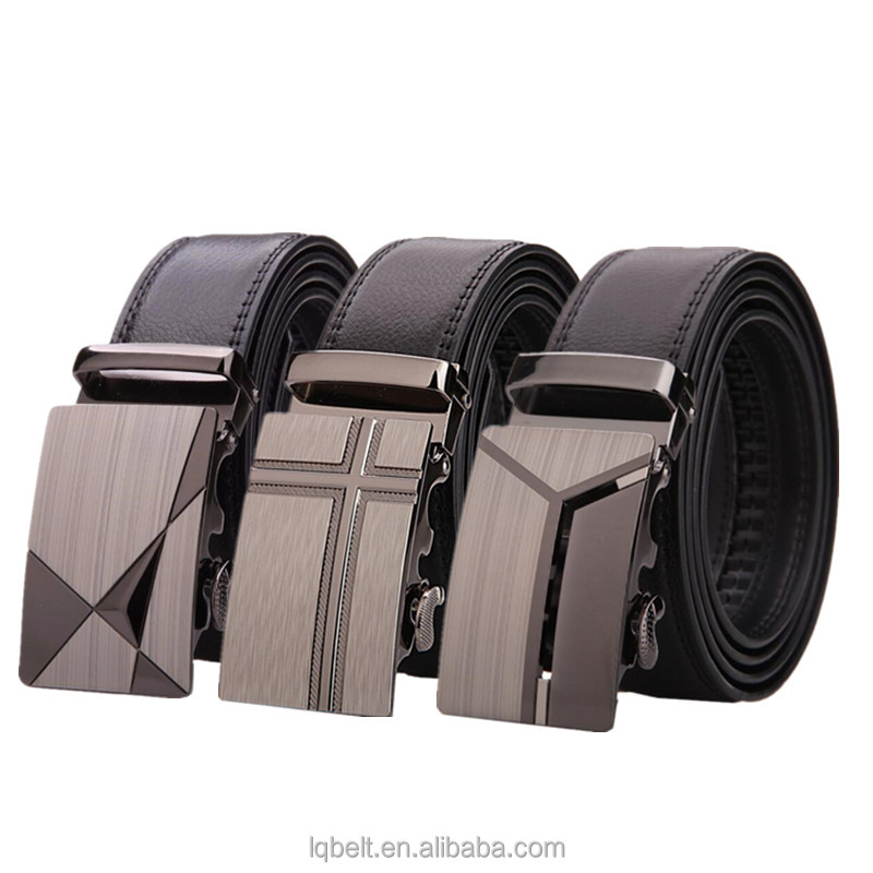 Brand custom Genuine Leather <strong>belt</strong> man's automatic <strong>belts</strong> for men cow hide can print logo ratchet <strong>belt</strong>