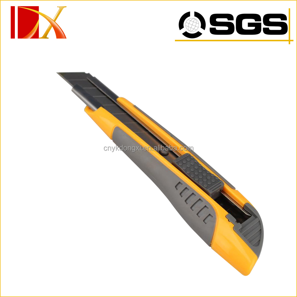 Retractable utility knife hook utility knife18mm