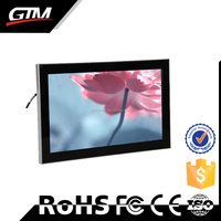 42 Inch Lcd Touch Screen Monitor All In One Pc Display Screen With Wifi Electronic Information Kiosk Interactive Computer