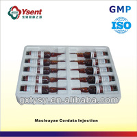 Top enteritis diarrhea medicine for Macleayae Cordata injection