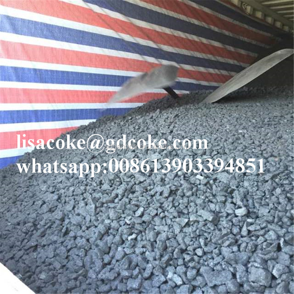 china high s 0.75% fc 85%min metallurgical coke/nut coke in blast furnace ironmaking