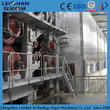 Paper corrugation machine production line / duplex paper board making machine