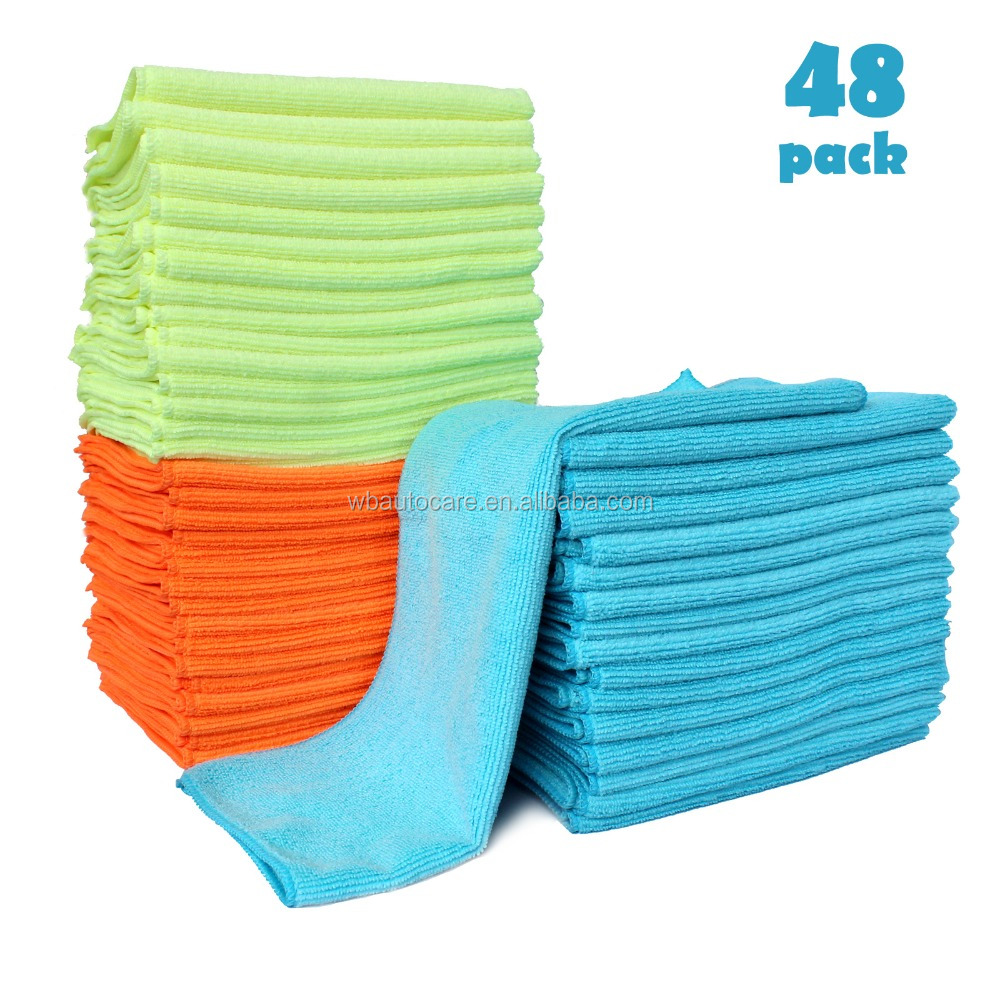 microfiber cloth/ microfiber towel/ multi-purpose magic microfiber cloth for cleaning