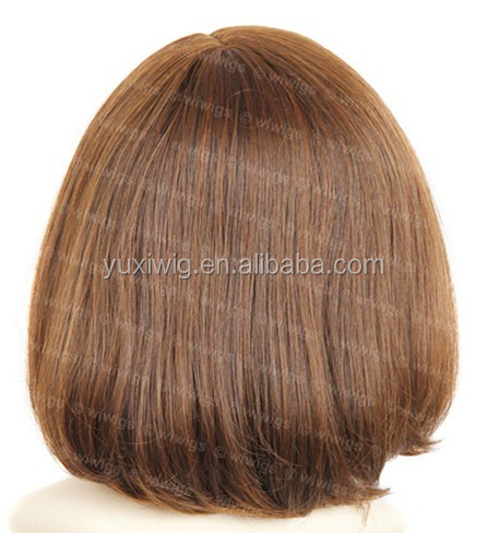2016 New Fashion human hair short bob lace full lace wig,front lace wig