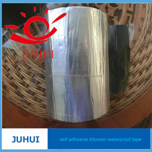 self adhesive aluminum foil tape for roof sealing