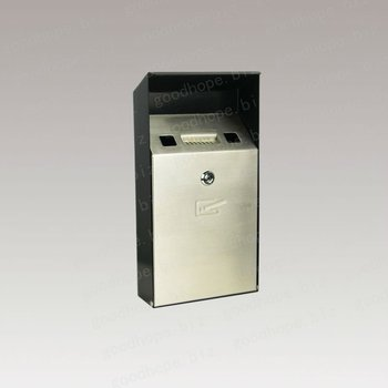 GH-C28-SP wall mounted ashtray bin