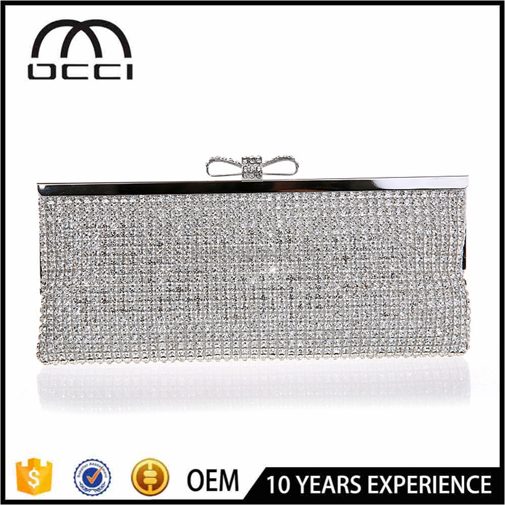 china manufacturer handbag clutch wholesale purse ES617