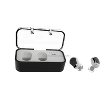 HT-NE 2017 hot new products wireless sports bluetooth earbuds with charging case