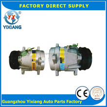 OEM Auto 125MM 6PK Pulley Clutch V5 Chinese Car Air Conditioning Compressor 24Volt
