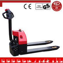 Hot Sale 1.5 Ton High Quality 1500 Kg Electric Pallet Truck Battery Power Pallet Jack With CE
