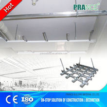 Artistic interior ceiling drywall track