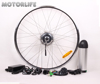 "MOTORLIFE Hot sale CE pass 16""20""24""26""28""700C 250/350/500/750/1000w bicycle motor kit"