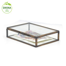 ~ Clear Acrylic Crystal Ring Box Earring Storage Display Case Organizer Jewelry GZ,China>>. glass chocolates crystal display box
