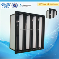 H12 HEPA Air Filter with Plastic Frame