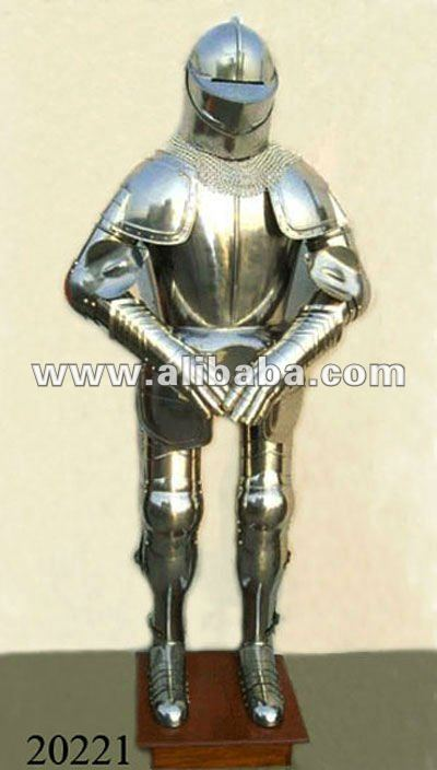 Medieval Full Body Armor Suit