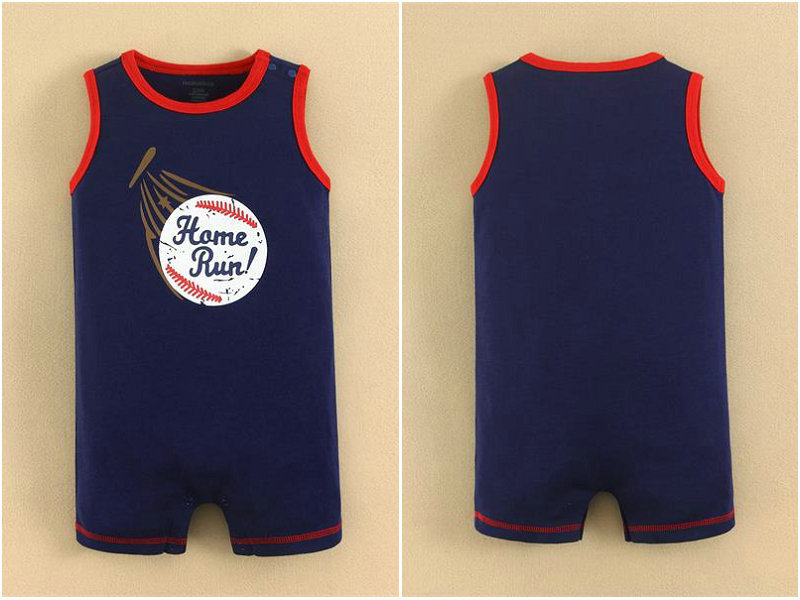 2015 New Launched Kids Summer Clothing Sets momandbab Brand Infant Baby Romper Cotton