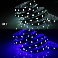 cheaper led light SMD5050 strips DC12V/24V festival RGB led tape