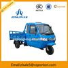 China Supplier 200cc Truck Cargo Tricycle With Roof On Sale