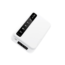 GL-iNet 150Mbps 3G/4G LTE Smart Wireless Router with SIM MicroSD Slots Powered by Qualcom AR9331 Chip