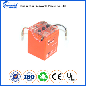 Yuasa Standard Quality Maintenance Free 6V4ah Motorcycle Battery