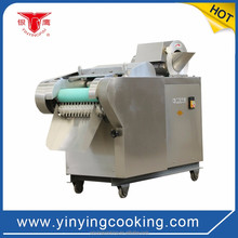 YinYing YQC-QJ1000 vegetable slicer machine for Long Bean and Celery cutting