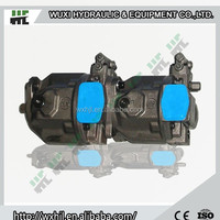 China Wholesale Products A10VO hydraulic variable displacement tandom pumps