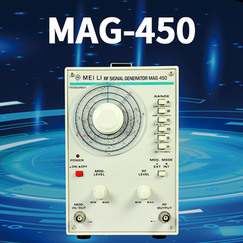MAG-450 100KHz-150MHz frequency ranges RF Signal Generator