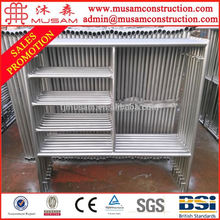 Galvanized Scaffolding coupling pin/joint pin for frame system