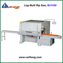 MJ1430, Round log multi rip saw for sales