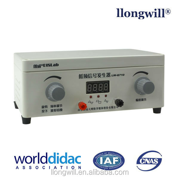 School Supplies Digital Physics Experiment Used Laboratory Instruments Acoustic Signal Generator