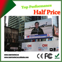 Top sale price cost effective outdoor rental advertising display led signs/diecasting cabinet panel digital billboard