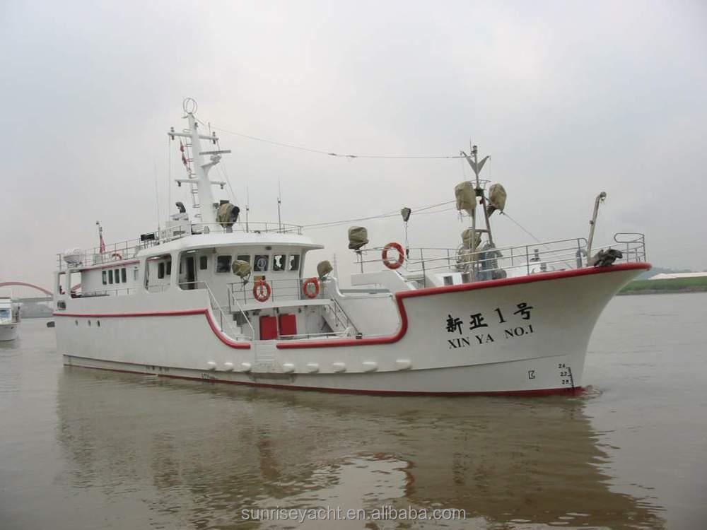 28m Fiberglass Longline Tuna Fishing Boat Ocean Going Fishing Boat For Sale - Buy Fishing Boat ...