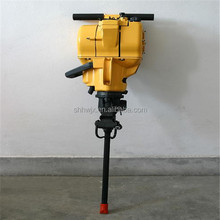 Used jack hammer rock drill breaker gas powered jack hammer sale