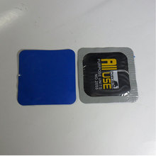 Tire repair patch Circular cold patch for inner tube