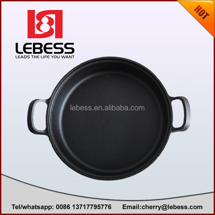 Alibaba wholesale cast iron frying pan