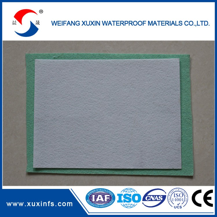 polyester nonwoven felt for sbs waterproof membrane
