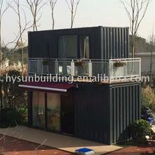 China Made modified 40ft container carport 20 ft shipping home modern h supplier