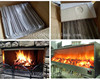 Fireproof glass for fireplaces/fire resistant glass from china supplier
