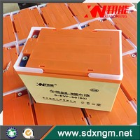 professional Maintance free battery for electric tricycle