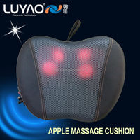 LY-728B Electric Vibration Massage Pillow, Neck Massage Pillow With Heated, Massage Cushion