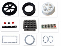 customized different rubber seal parts plastic sealings in different industrial field o rings