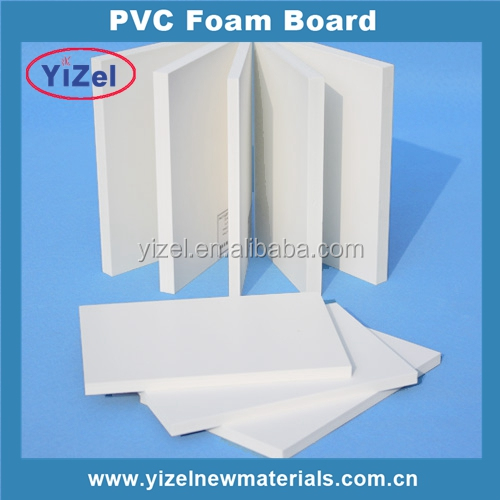High quality Chinese factory 9mm impact resistance pvc foam board