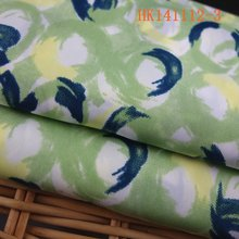 Wholesale drapery digital printing washed velvet fabric for dress